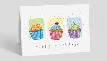 Company Birthday Cards Personalized The Gallery