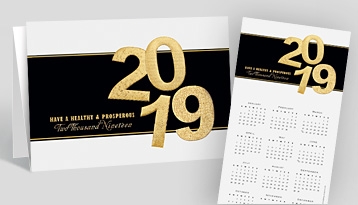 Business greeting cards for all occasions the gallery collection calendar cards reheart Gallery