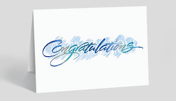 Business greeting cards for all occasions the gallery collection congratulations cards reheart Gallery