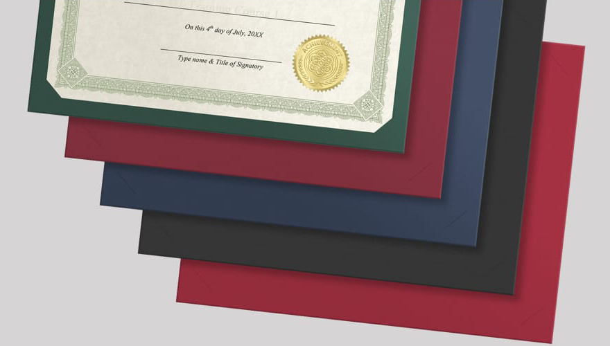 Certificate Mounts